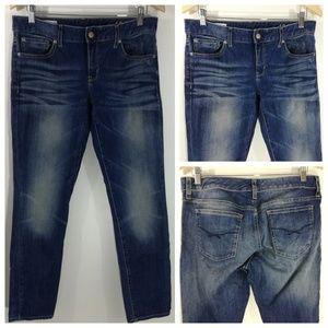 GAP 1969 Always Skinny Jeans Size 31/12 x 30